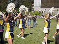 Cal Dance Team at Cal Day 2009 1.JPG