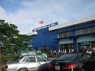 Cà Mau Airport - Cà Mau Airport