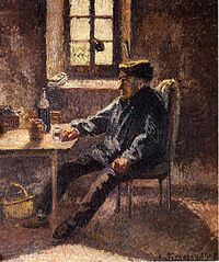 The Old Wine Grower, Moret