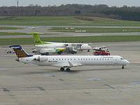 D-ACNN - CRJ9 - Lufthansa