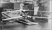 Canadian Aviation Corps - Burgess-Dunne Model BD-1B floatplane
