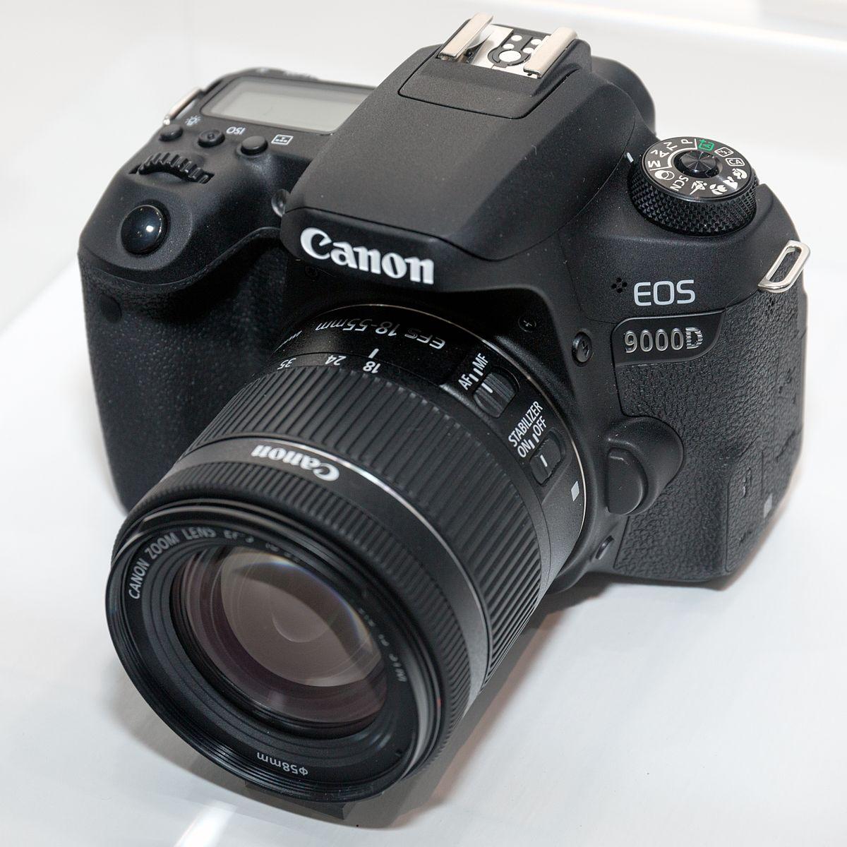 Canon EOS 77D - Wikipedia