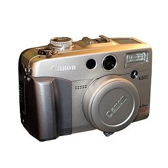 Canon PowerShot G - Image: Canon G2 img 1318