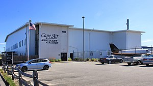 Cape Air - Cape Air headquarters
