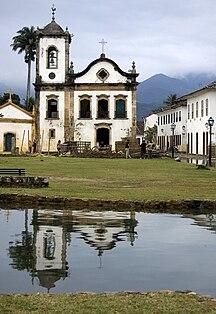 Paraty-Topônimo-Capela de Santa Rita B