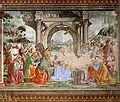Cappella tornabuoni, 06, adorazione dei magi.jpg