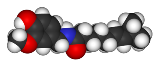Capsaicin chemical compound