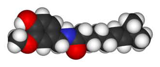 Capsaicin - Image: Capsaicin 3D vd W
