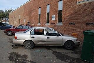 Motor vehicle theft Theft of vehicles