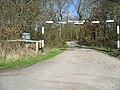 Car park entrance, East Blean Woods - geograph.org.uk - 373332.jpg