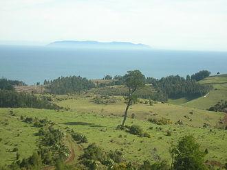 Cautín Province - Coastal area of Carahue