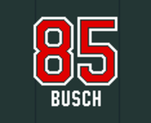 Gussie Busch - Image: Cards Retired 85