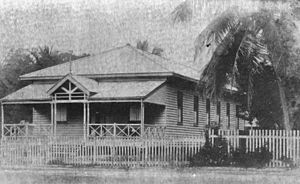 Cardwell, Queensland - Cardwell Divisional Board Hall (later Cardwell Shire Chambers), 1911