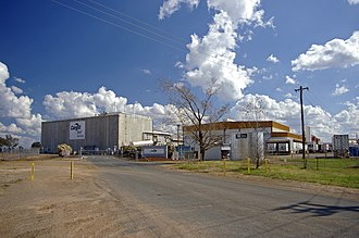 Cargill - Cargill Beef Australia located in Wagga Wagga, New South Wales, Australia.