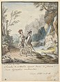 "Carlo and Ubaldo Resisting the Enchantments of Armida's Nymphs (from Torquato Tasso's ""Gerusalemme liberata"", 15-57-58) MET DP831814.jpg"