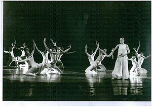 Iranian National Ballet Company - Iranian National Ballet Company performing Carmina Burana. 1978
