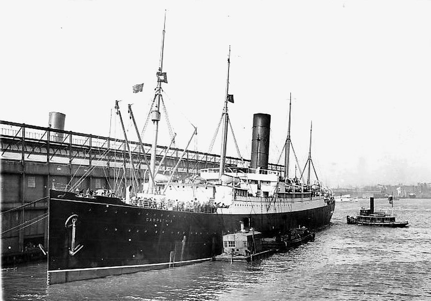 Passengers of the RMS Titanic - The Reader Wiki, Reader View