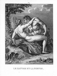 Apologise, that nymph and satyr excellent