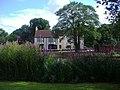 Carshalton Village pond - geograph.org.uk - 1407082.jpg