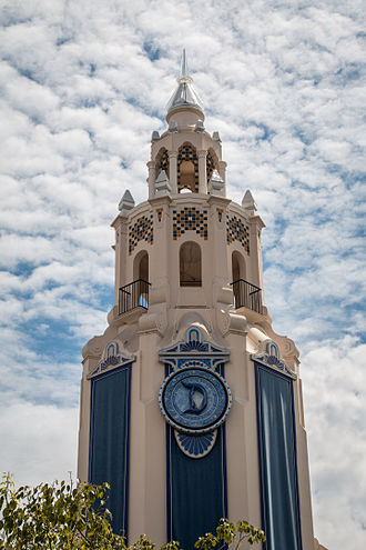 Carthay Circle Theatre - Carthay Circle Restaurant at Disney California Adventure, during the 60th Anniversary.