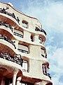 Casa Millá, Barcelona, creado por Antonio Gaudí.jpg
