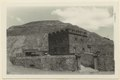 Casa administration vid Solpyramiden. Administrationshuset i Teotihuacan - SMVK - 0307.a.0007.b.tif