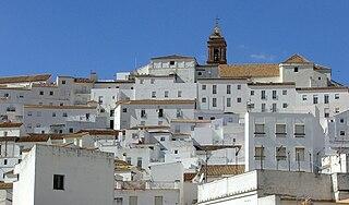 Alcalá de los Gazules Municipality in Andalusia, Spain