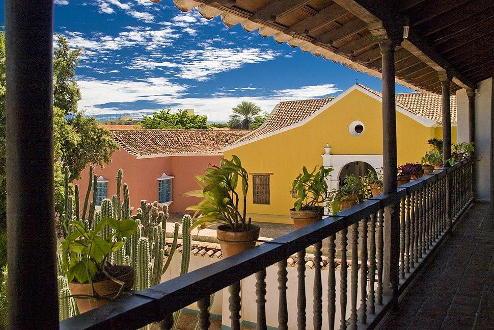 Casco Central Santa Ana de Coro, estado Falcon, Venezuela