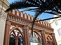 Castello Ducale, Portale Neogotico.jpg