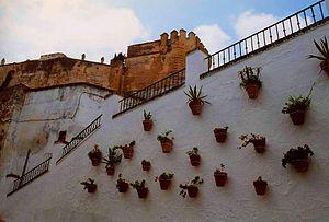 Arcos de la Frontera - Castillo de los Duques di Arcos