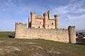 Castillo de Turégano, vista desde oeste.jpg