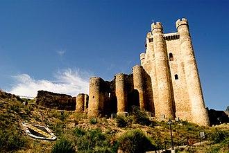 Valencia de Don Juan - Image: Castillo de valencia de don juan
