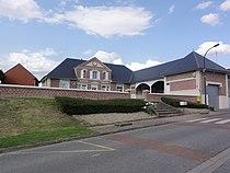 Castres (Aisne) mairie-école.JPG