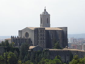 Image illustrative de l'article Cathédrale Sainte-Marie de Gérone