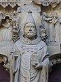 Cathédrale ND de Reims - portail des Saints (18).JPG