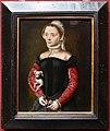 Catharina van hemessen, ritratto di donna, 1551.jpg