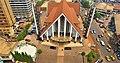 Cathedrale de Yaounde- du ciel-Simbanematick.jpg