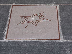 Catherine O'Hara - O'Hara's star on Canada's Walk of Fame