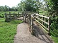 Cattle Grid and Bridge - geograph.org.uk - 446283.jpg