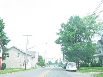 Burbank, Ohio - Central Burbank