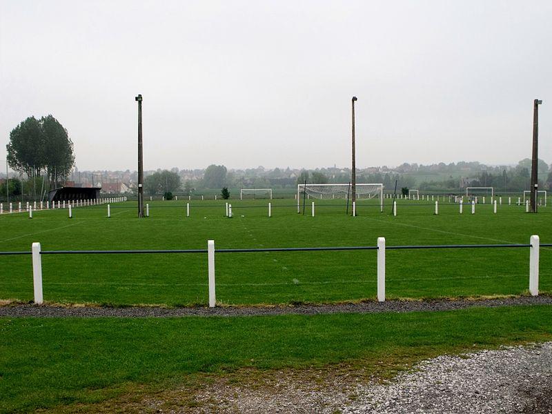 Stade Delazoide Lamptaes home of CA Eperlecques.
