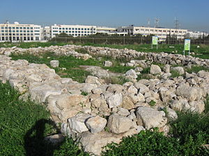 Rosh HaAyin - Afeq industrial park