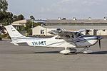 Cessna T182T Turbo Skylane (VH-ACT) taxiing at Wagga Wagga Airport (1).jpg