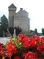 Château de Saint-Hilaire et château des Plas.JPG
