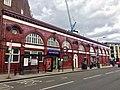 Chalk Farm tube station, March 2021.jpg