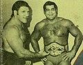 Champion Pedro Morales and Bruno Sammartino - Inside Wrestling - January 1973 cover.jpg