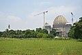 Chandrodaya Mandir Under Construction - Temple Of Vedic Planetarium - ISKCON Campus - Mayapur - Nadia 2017-08-15 1903.JPG