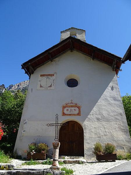 Chapelle Saint-André-et-Sainte-Lucie du Grand-Parcher