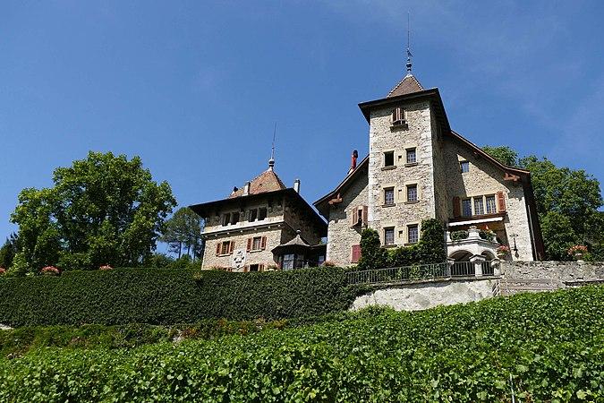 Chardonne, Château 02.jpg