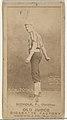 "Charles Augustus ""Kid"" Nichols, Pitcher, Omaha Omahogs- Lambs, from the Old Judge series (N172) for Old Judge Cigarettes MET DP846336.jpg"